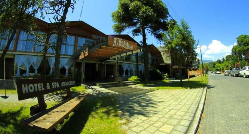 Hotel Araucarias New